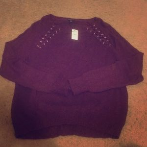 Brand new Express sweater